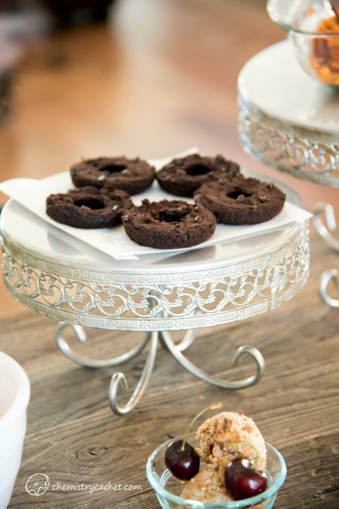 Easy Baked Chocolate Donut Recipe Allergy Free