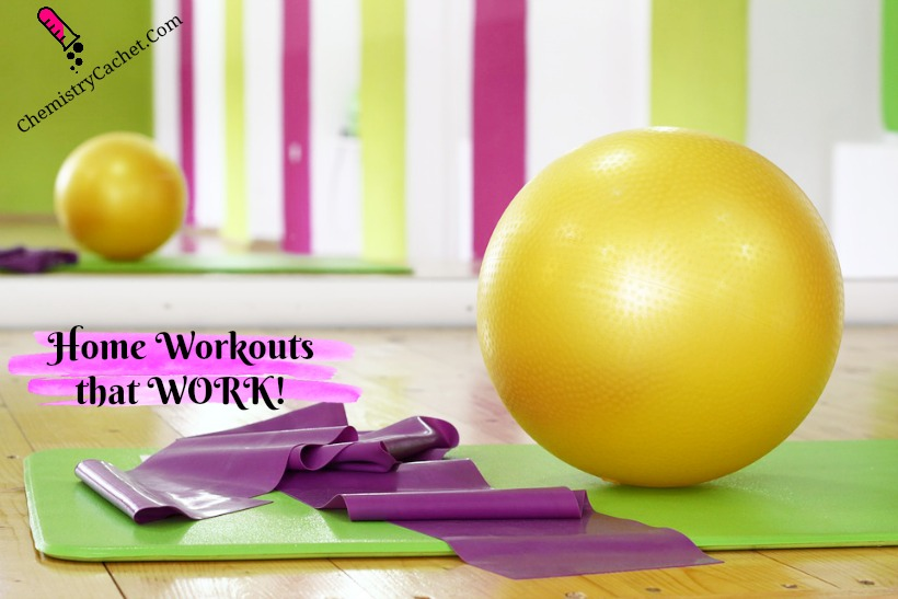 Quick, Easy 10-30 Minute Home Workouts that ACTUALLY work! Affordable too! The best home workouts on chemistrycachet.com