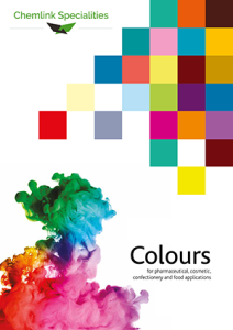 chemlink colours brochure