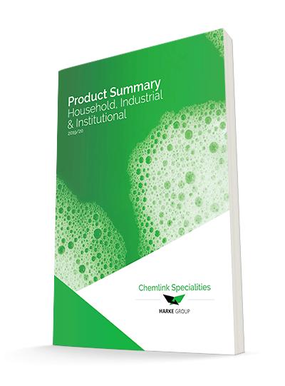 Chemlink HI&I product brochure