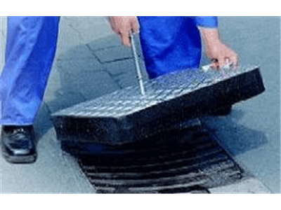 Lockable Drain Cover-40