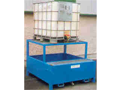 IBC-R (Raised) |spill pallets for flammables