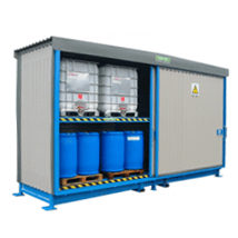 Chemical, Fire Proof and Gas Storage