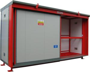 8 Pallet firevault | Fire Rated Storage