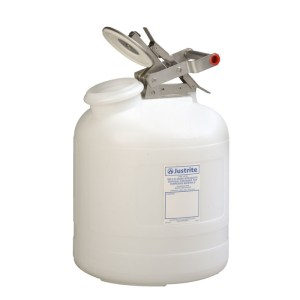Justrite Safety Can Poly for Corrosives - 12765