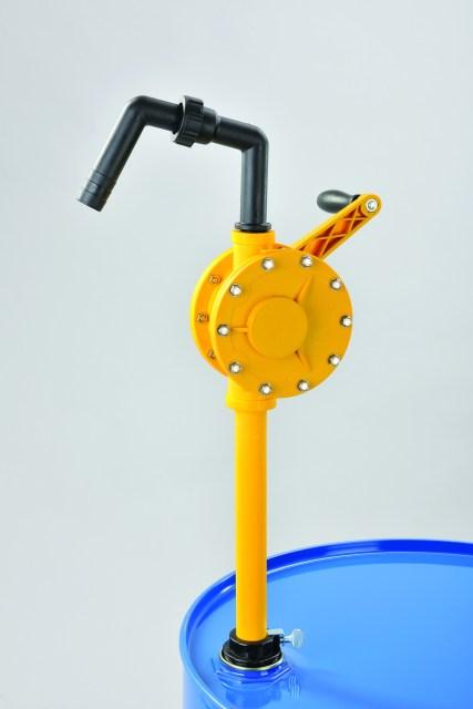 PP9 Manual Drum Barrel Pump