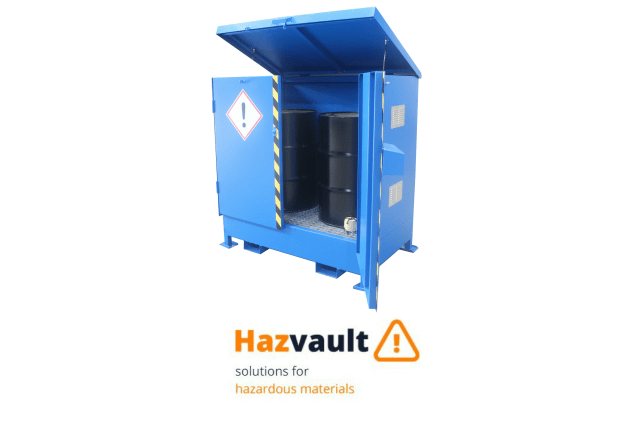 Hazvault Chemical Stores – Small