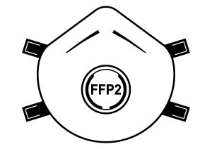 FFP 2 Disposable Respriator