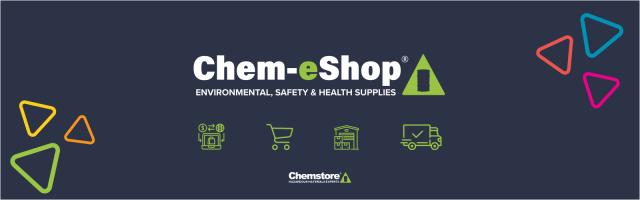 Chem-eShop online store banner
