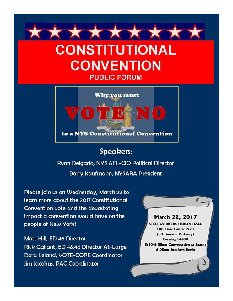 nys constitutional convention
