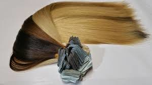 different colors of hair extension