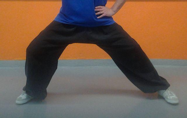 Bow stance