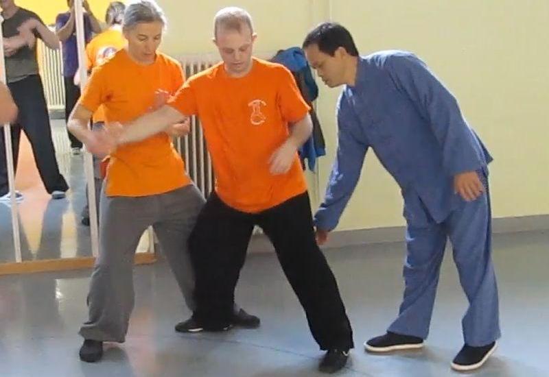 Master Fu push hands avg 2017