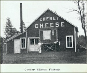 Cheney Cheese Factory