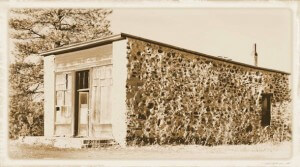 Stone store built by Henry Boston