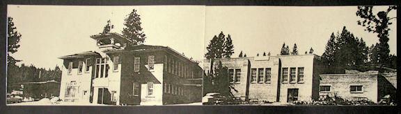 Marshall School circa 1945