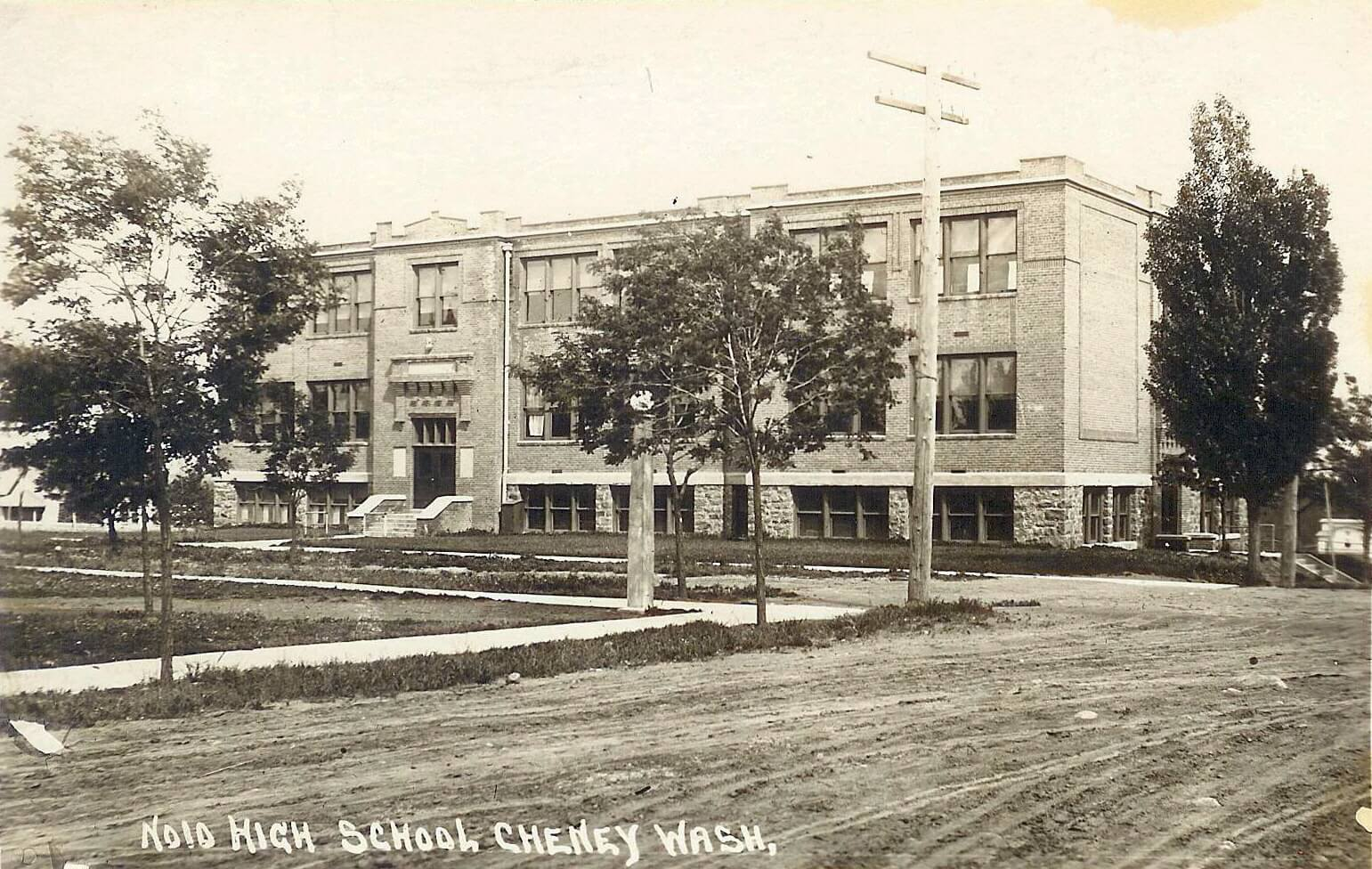 Cheney High School WWI