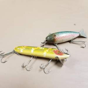 Collection of fishing lures