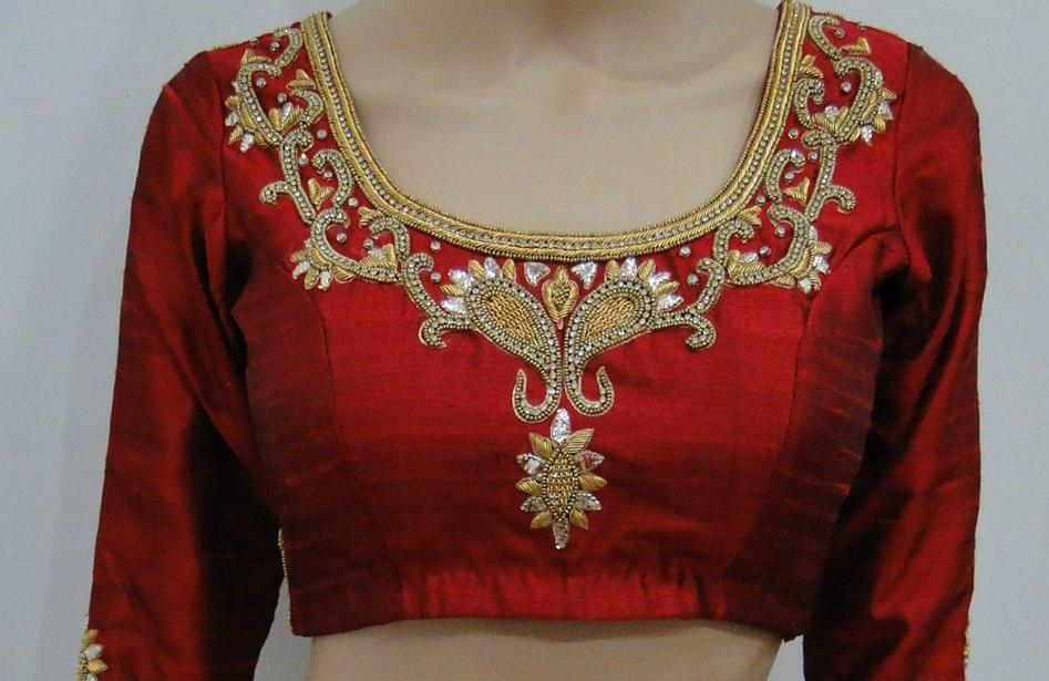 Aari Embroidery Classes In Chennai Mogappair Best Fashion Design