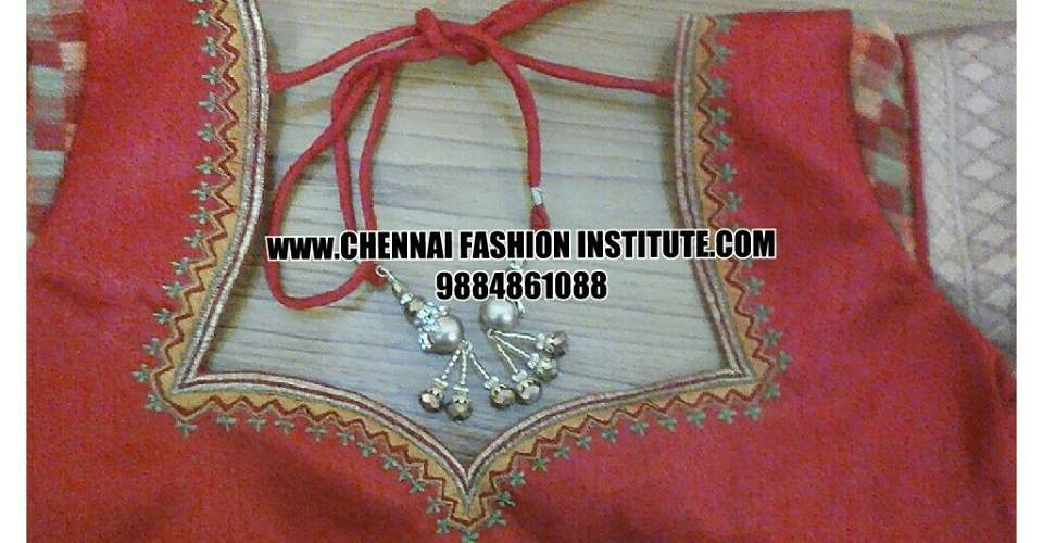 Machine embroidery courses