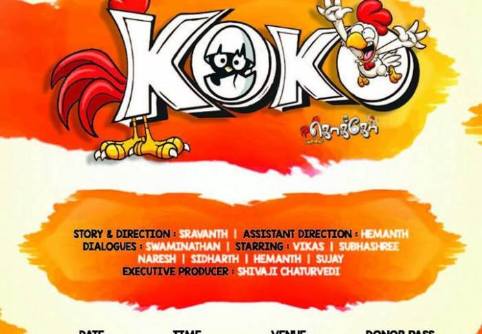 Koko – Life of a Hen (A Pantomime)