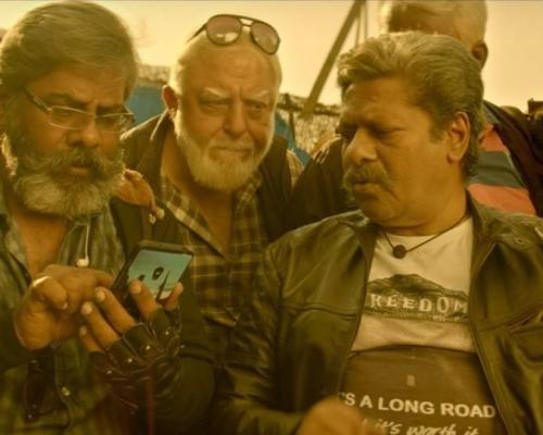 Power Paandi aka Pa. Paandi – Review