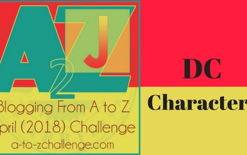 A to Z Blogging Challenge | J for Jonah Hex and others