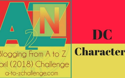 A to Z Blogging Challenge | N for Nightwing