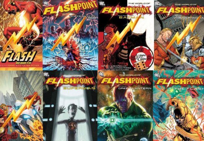The World of FlashPoint Crossover Series – Part 2