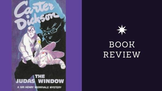 The Judas Window – Book Review