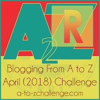 A to Z Blogging Challenge 2018 – R for Ray Palmer and others