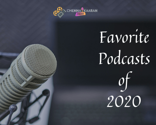 Favorite Podcasts – 2020