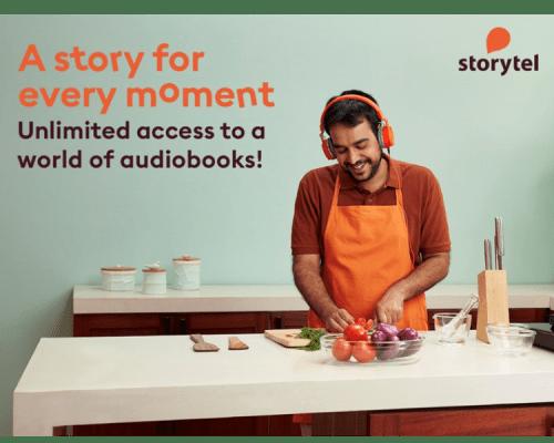 StoryTel – Audiobooks: My Experience