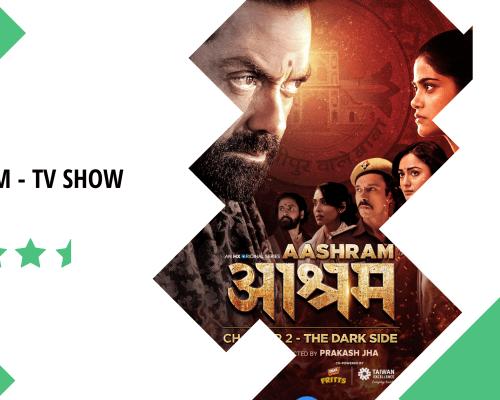 Aashram – TV show Review