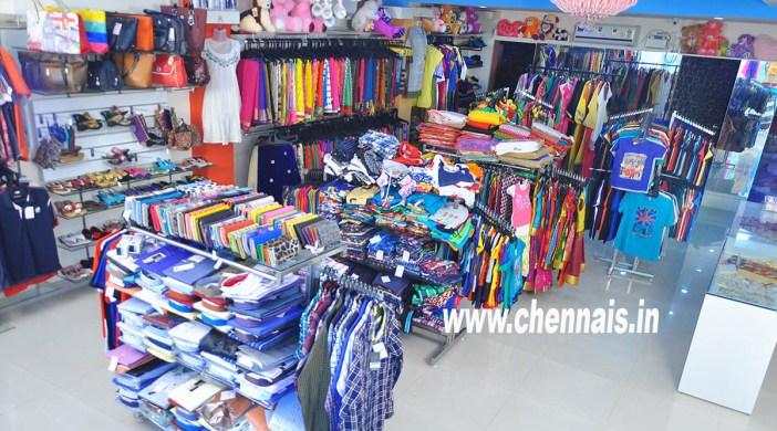 Shopping Chennai
