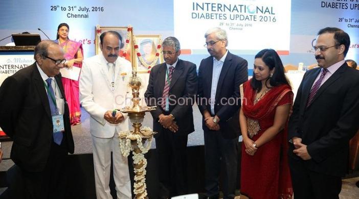 Dr. Mohan's International Diabetes