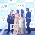 Actress Dhansika launched Vivo Global V5 Smart phone