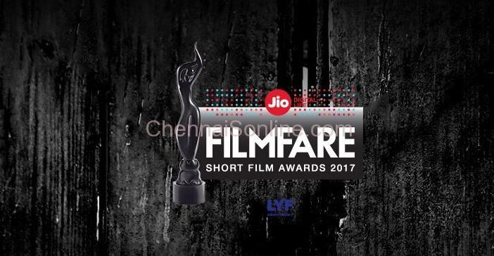 JIO Filmfare Short Film Awards