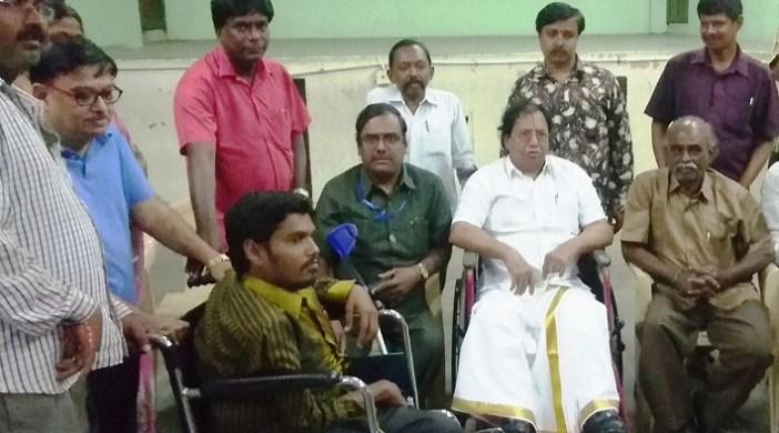 TamilNadu Udavikkaram Association for the Welfare of Differently abled