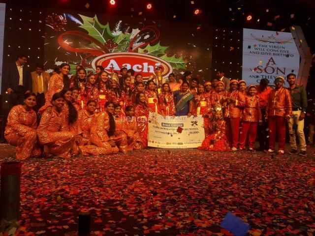 Velammal BAGS AACHI SUPER SINGER SEASON 2016