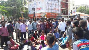 Jallikattu Protest T Nagar Signal