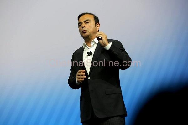 Nissan-CEO-Carlos-Ghosn-announces-breakthrough-technologies-at-CES-2017