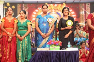 Anuradha Sriram Singer @School