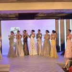 14 contestants take centre stage at the Santoor Femina Style Diva South at the Movenpick Hotel in Bengaluru