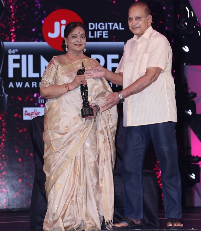 The 64th Jio Filmfare Awards South 2017 honoured