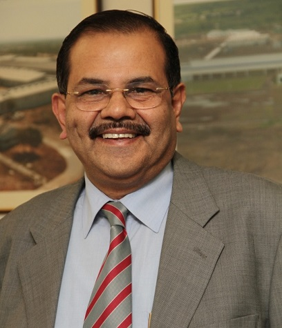 P Balendran, Executive Director, MG Motor India