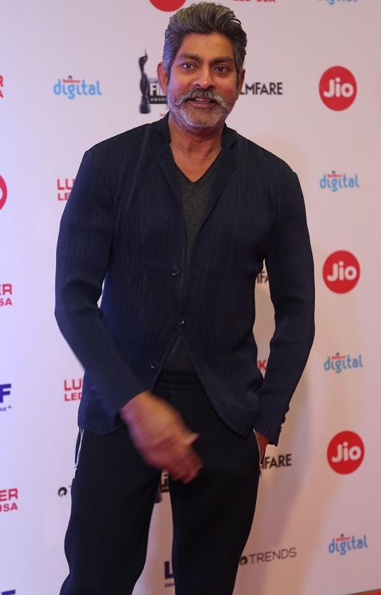 Telugu superstar Jagpathi Babu