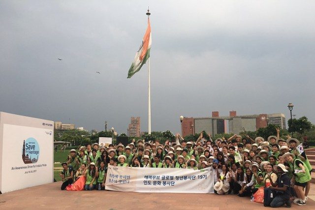 Hyundai Happy Move – 'Save Our Heritage' CSR Initiative Concludes its Third Phase