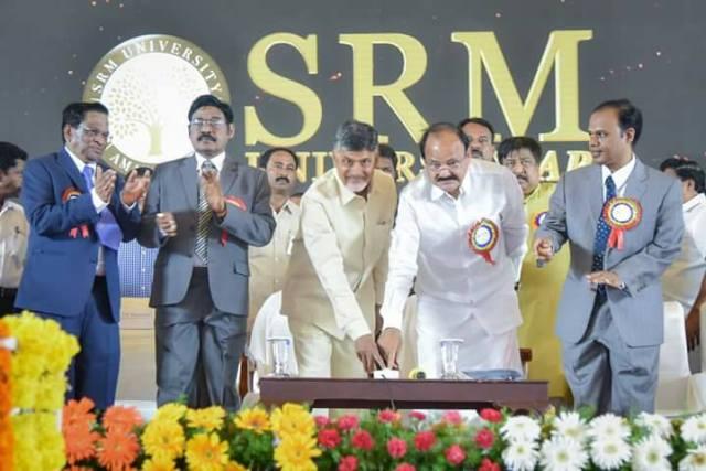 SRM Campus Launch