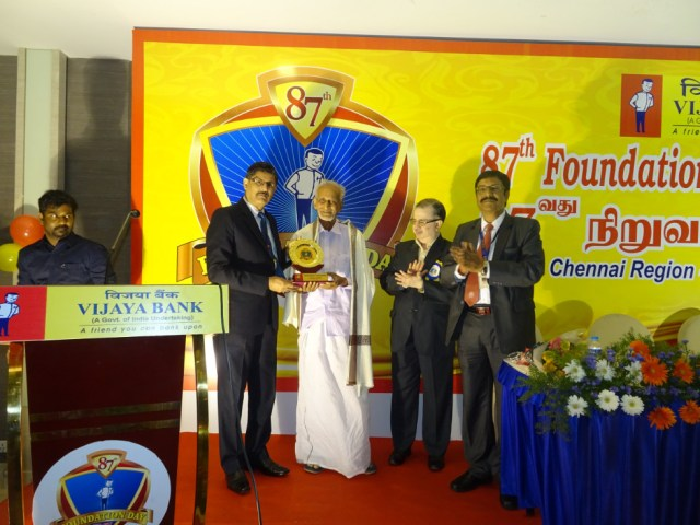 87th Foundation Day Celebrations of Vijaya Bank